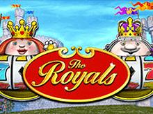 Королевские Особы в казино Вулкан на деньги