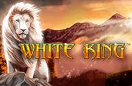 Белый Король на деньги в казино Вулкан
