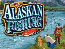 Автомат Вулкан на деньги Alaskan Fishing