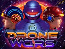 Автомат на деньги Drone Wars от казино Вулкан