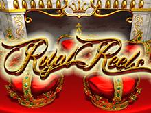 Играть в автомат с бонусами Королевские Барабаны online