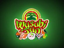 Играть в автомат Wasabi-San азартно на деньги