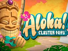 Aloha Cluster Pays – игровой автомат на Адроид онлайн