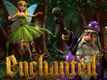 Enchanted – игровой аппарат онлайн для андроид-устройств