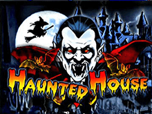 Игровой автомат Haunted House
