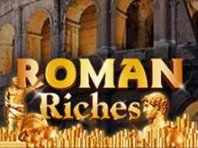 Играть в азартный виртуальный автомат Roman Riches онлайн