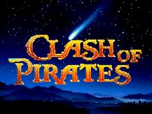 Азартный игровой аппарат Clash Of Pirates онлайн
